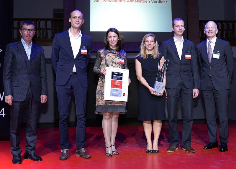 TETRA Architecten viel in de prijzen tijdens de Holcim Awards 2014