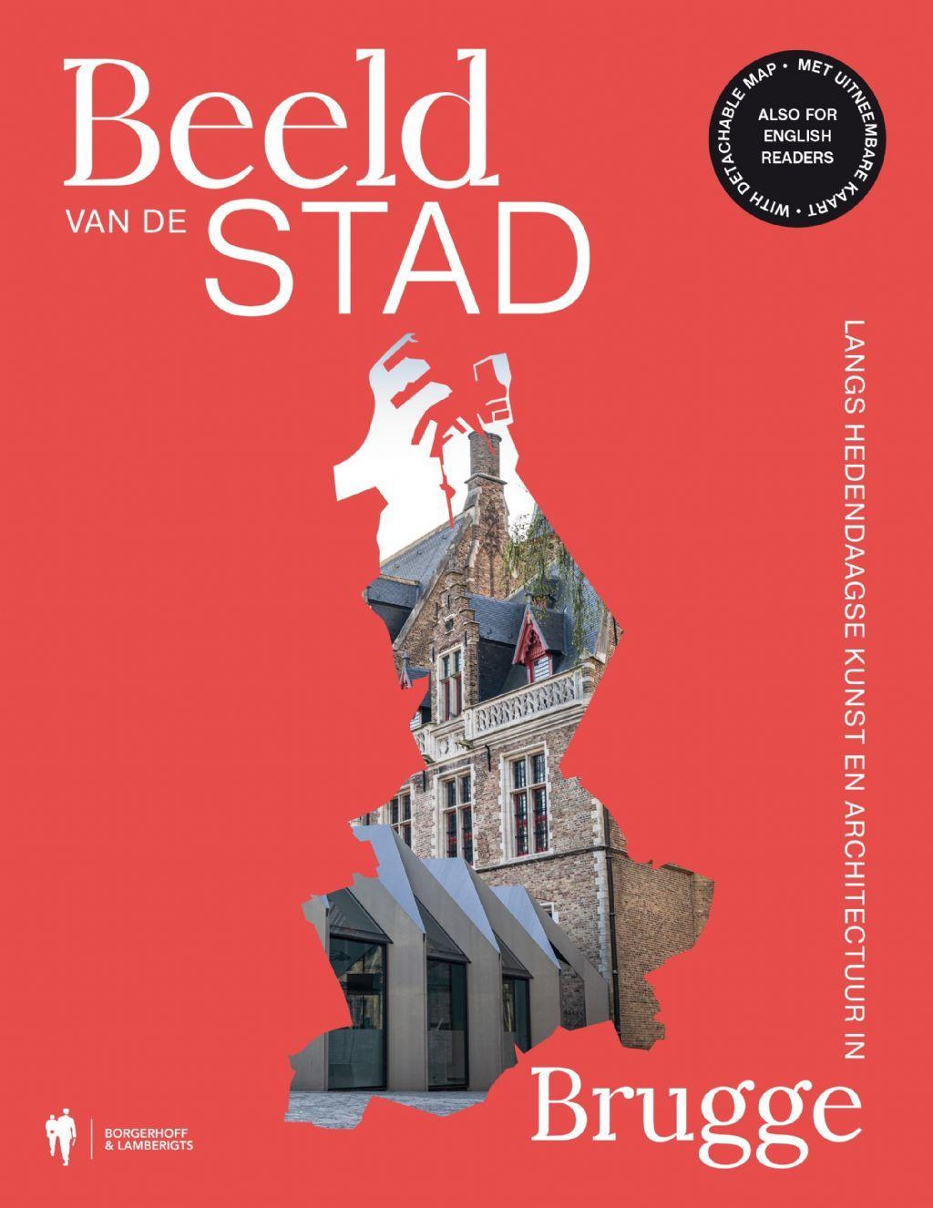 Recensie (Filip Canfyn): 'Beeld van de stad. Langs hedendaagse kunst en architectuur in Brugge'