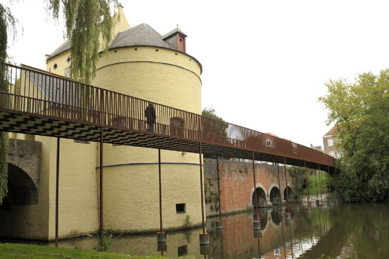 Burgerlijke bouwkunde: Promenade rond de Smedenpoort / Ney & Partners