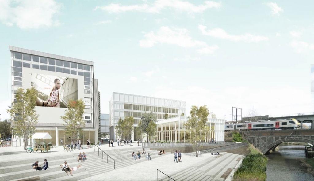 Vernieuwbouw Thomas More-campus De Vest van Stramien en Arcade in de startblokken