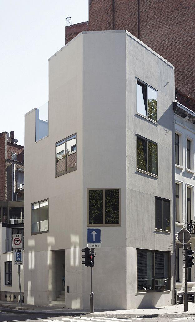 Stadswoning Haringrodestraat, Antwerpen - Lieve Vermeiren en Johan De Coster
