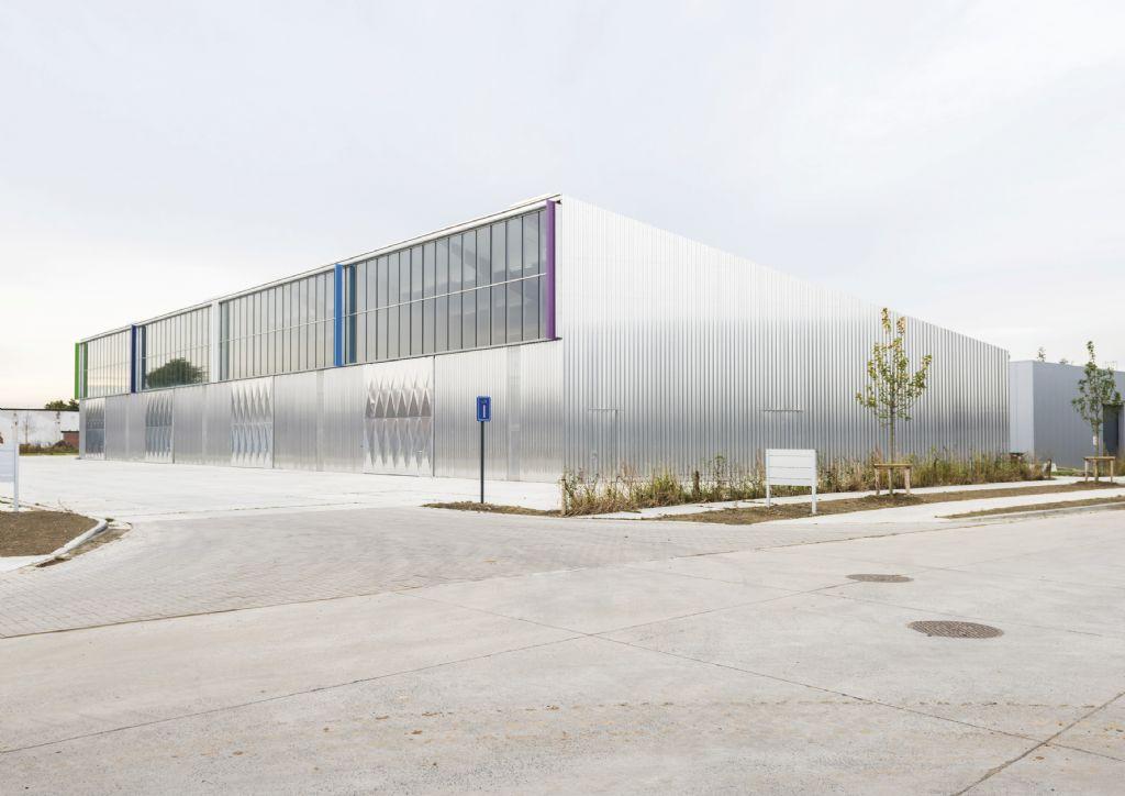 Starterscentrum 't Werkpand, Waregem