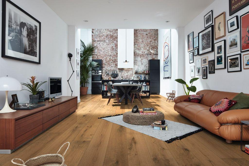 Nieuwe Lindura houten vloer