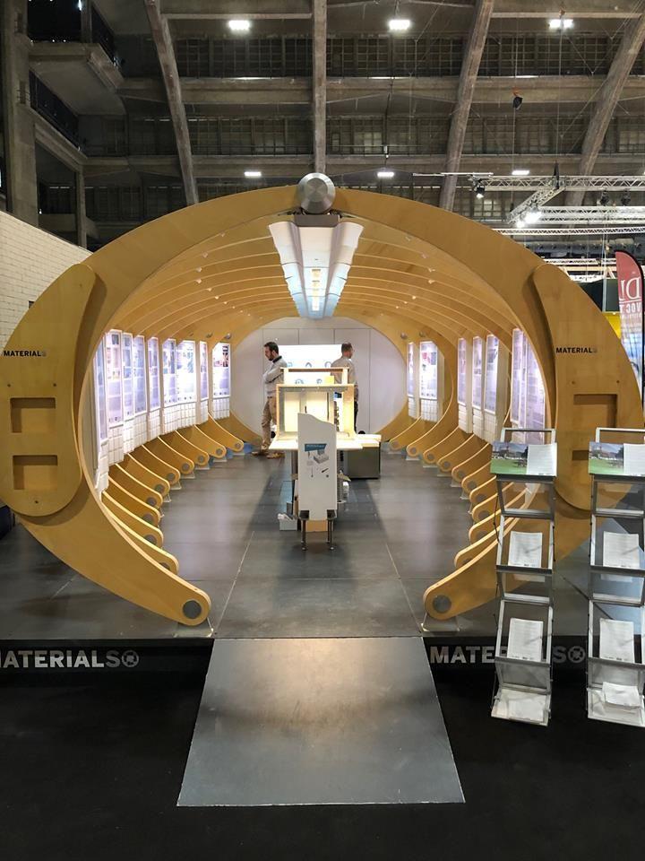 Expo en seminarie rond circulair bouwen op Batibouw