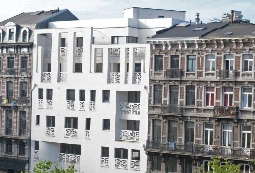 Ecologique et contemporaine, l'Eco-Résidence Léopold participe au renouveau de Liège
