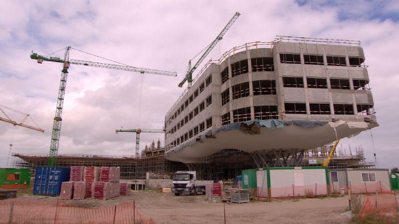 Projectbezoek Ziekenhuis AZ Zeno in Knokke-Heist