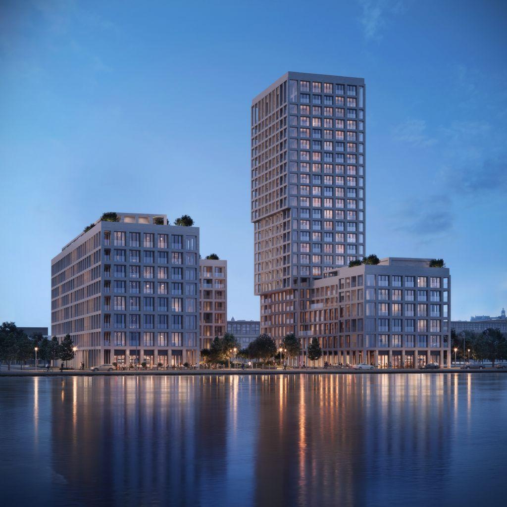De bouw van Scheldehof start in het voorjaar van 2020 en de eerste bewoners zullen tegen eind 2023 voor het eerst kunnen genieten van een geweldig uitzicht op Antwerpen.