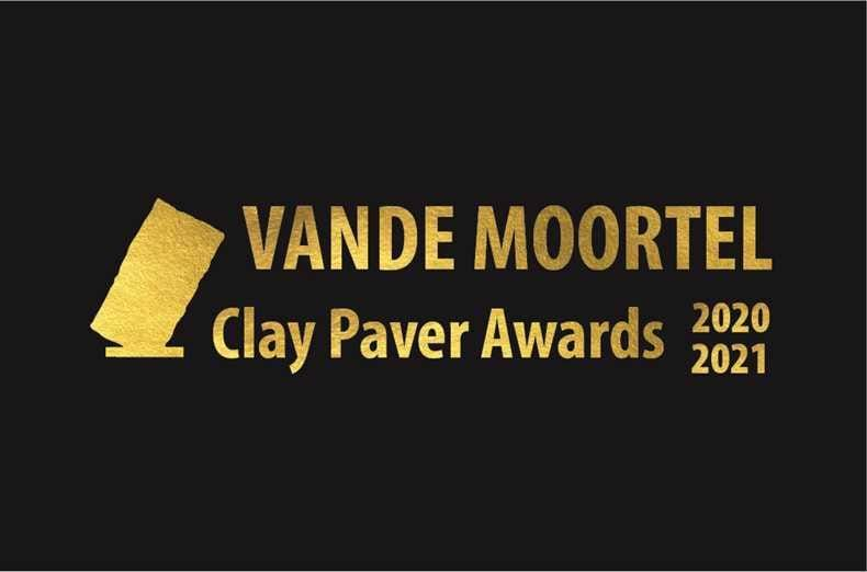 Clay Paver Award 2020 - 2021: promotie van duurzame plaatsen ingericht met kleiklinkers