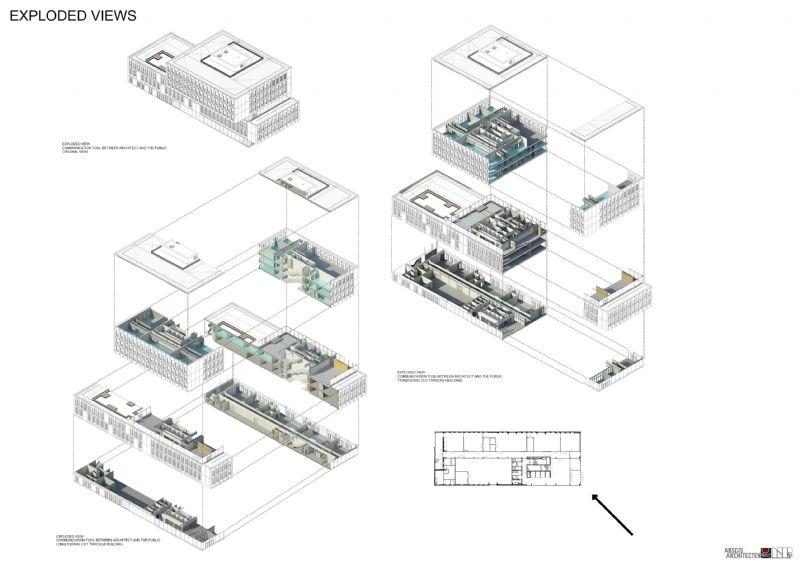Abscis Architecten fait le point après deux ans de BIM