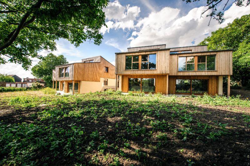 Green Tilleur: un projet de logements basse énergie exemplaire et innovant