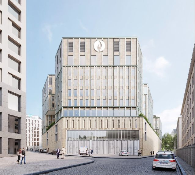 B-architecten en Osar aangesteld voor ontwerp toekomstig centraal politiegebouw in Elsene