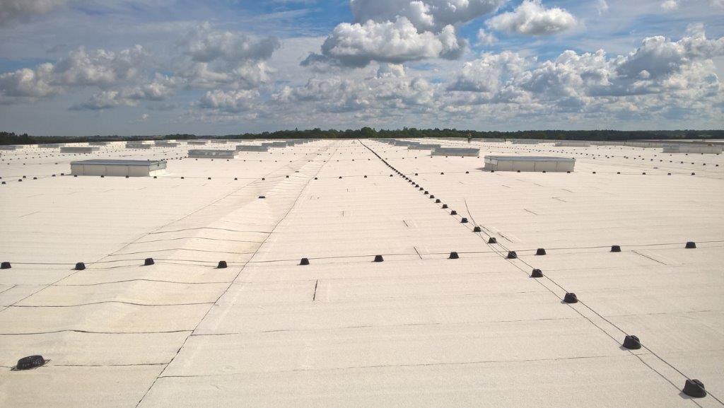 De materiaalkeuze voor de afdichting en de rest van de dakopbouw kan beïnvloed worden door allerhande factoren. (Foto: IKO)