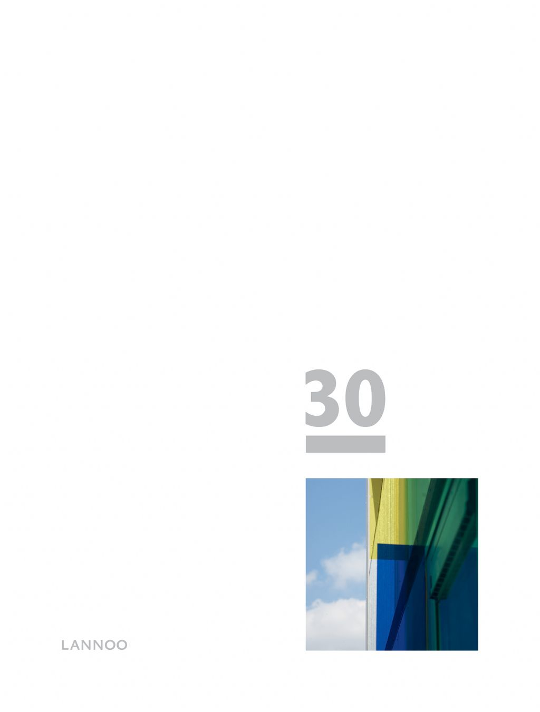 30 projecten van Jan Maenhout samengevat in één boek