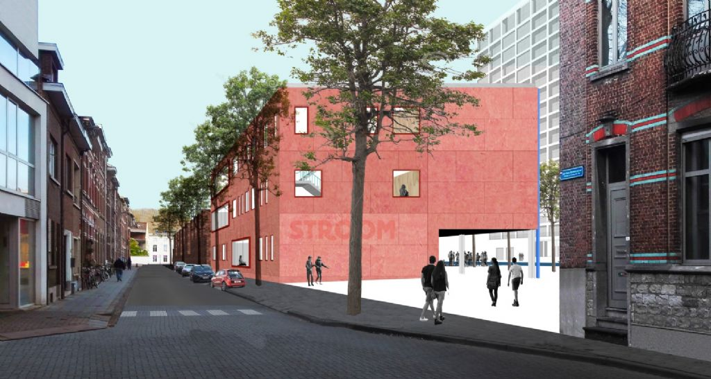Vernieuwende school in Leuven vraagt om innovatief ontwerp (Tom Cortoos)