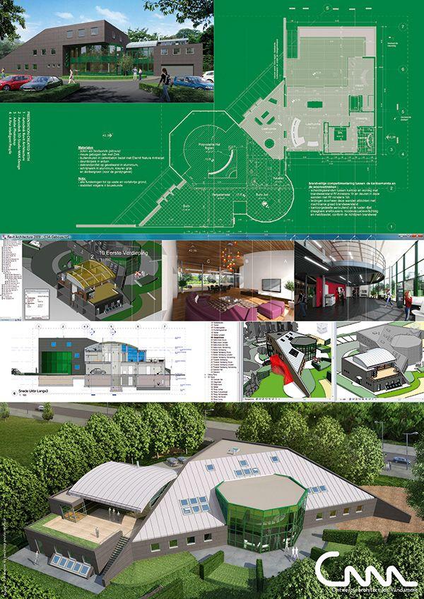 BIM-wedstrijd op Architect@Work