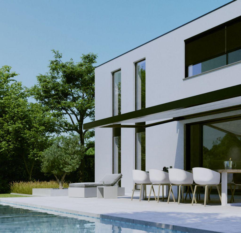 La fraîcheur naturelle : le nouveau luxe sur la terrasse !
