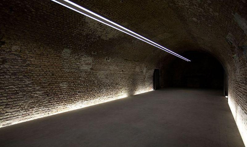 De ondergrondse ruimtes beschermden de bevolking ook tijdens de tweede wereldoorlog.