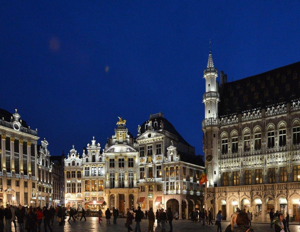La Ville de Bruxelles inaugure le nouvel éclairage de la Grand-Place