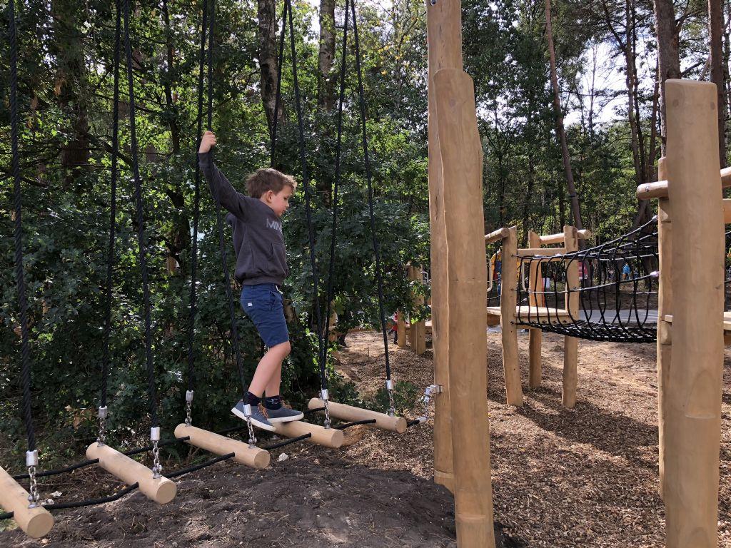 Speeltuin Genkse Bospark genomineerd voor award