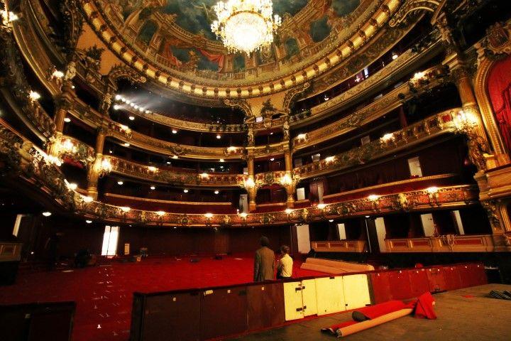 Le Théâtre royal de la Monnaie ouvre à nouveau ses portes après rénovation