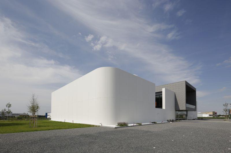 """BREEAM """"Very Good"""" pour le centre opérationnel de VOO à Gosselies (Art & Build)"""
