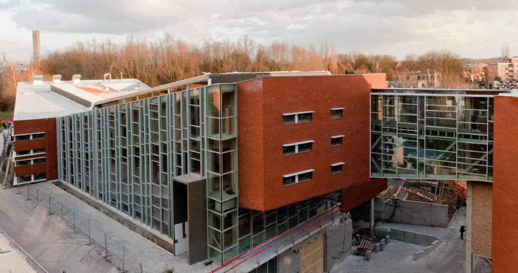 L'institut supérieur industriel ECAM (Bruxelles)