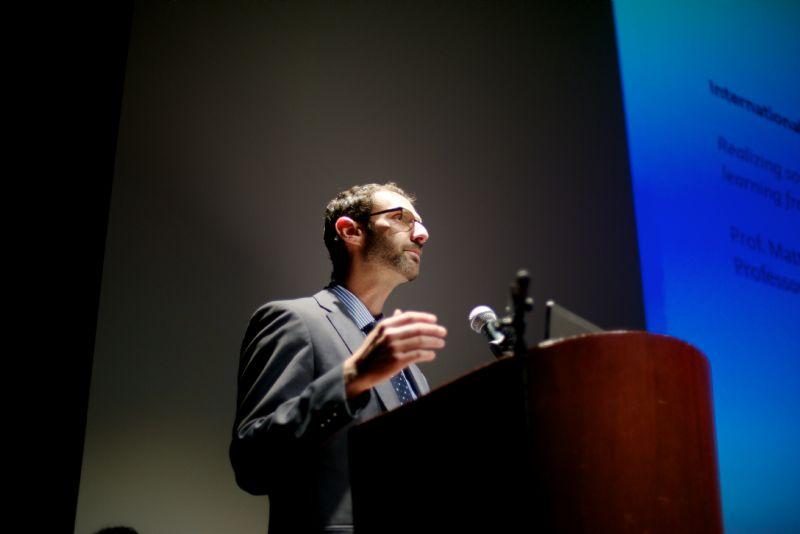Professor Dr. Matti Siemiatycki