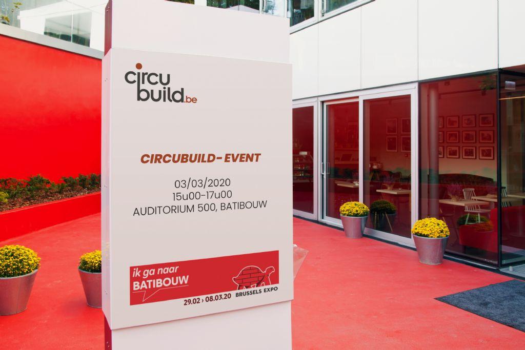Schrijf je nu in voor het Circubuild-event van PIXII, VIBE en Palindroom op BATIBOUW!