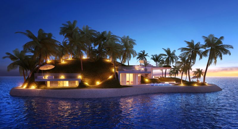 Amillarah Private Islands Dubai.