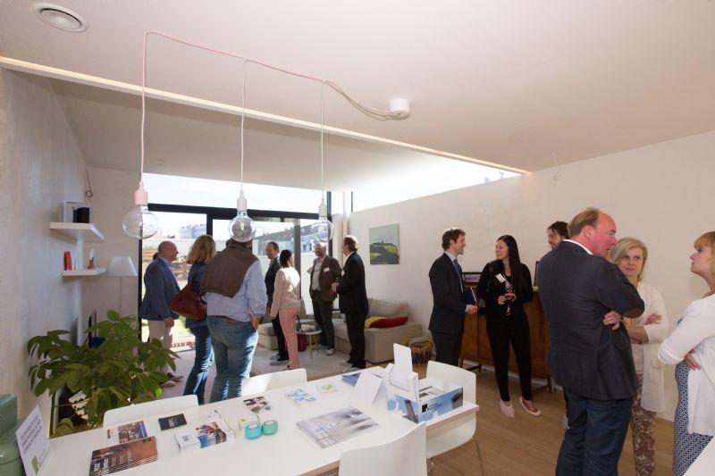 Op zaterdag 24 en zondag 25 september pakt de Orde van Architecten - Vlaamse Raad uit met een fonkelnieuwe editie van Mijn Huis Mijn Architect.