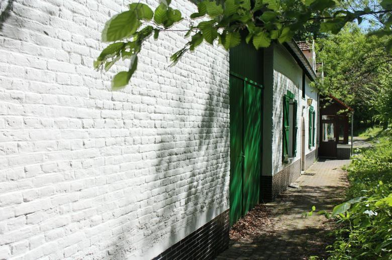 De boswachterswoning in Oud-Heverlee.