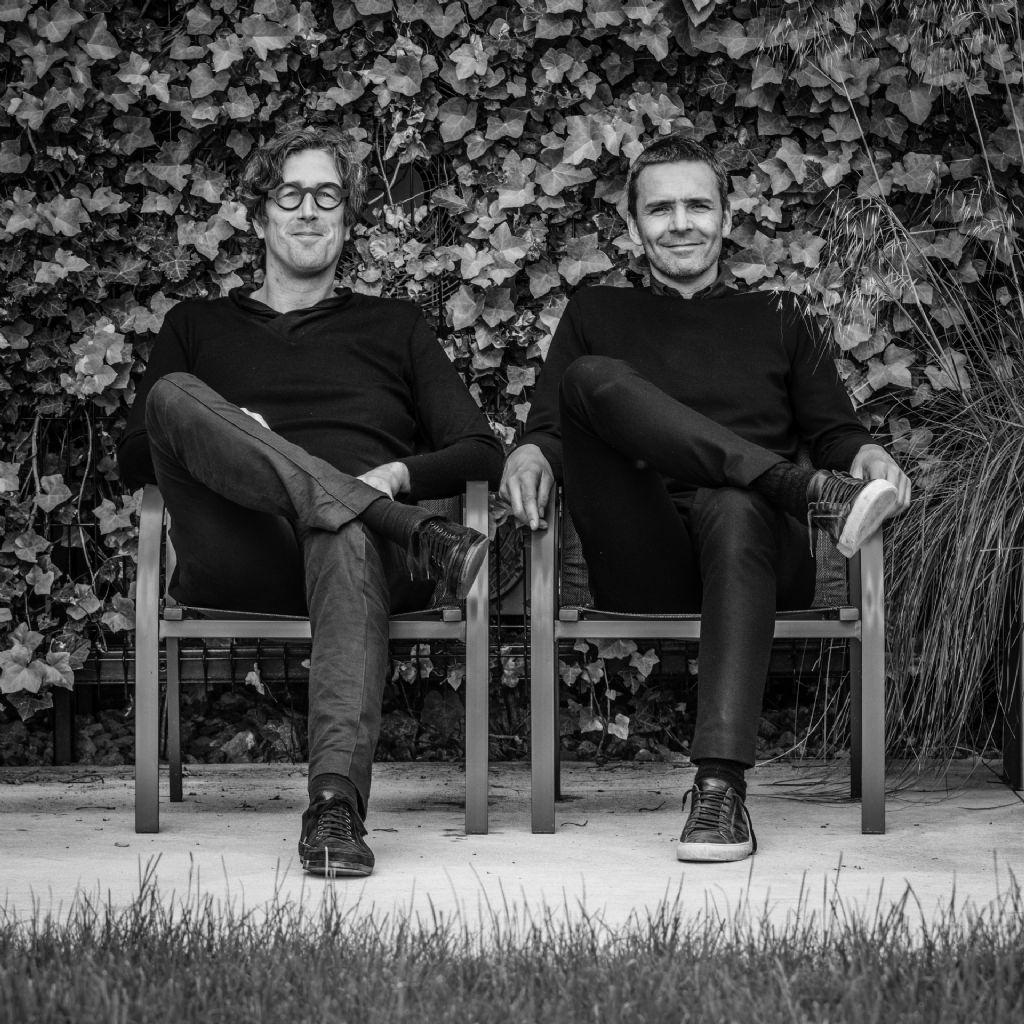 David Driesen en Tom Verschueren