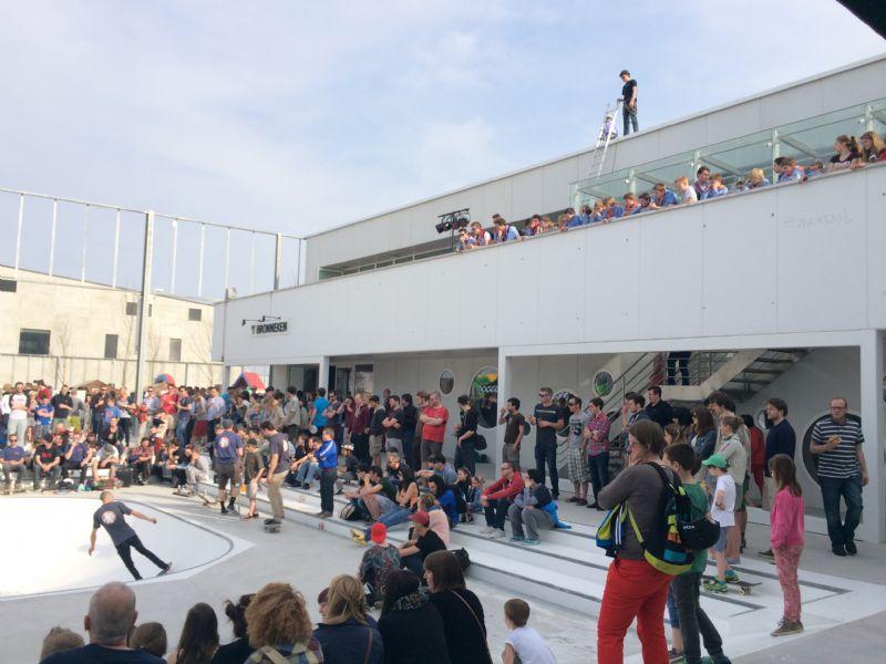 Openingsfeest jeugdcentrum 't Jass.
