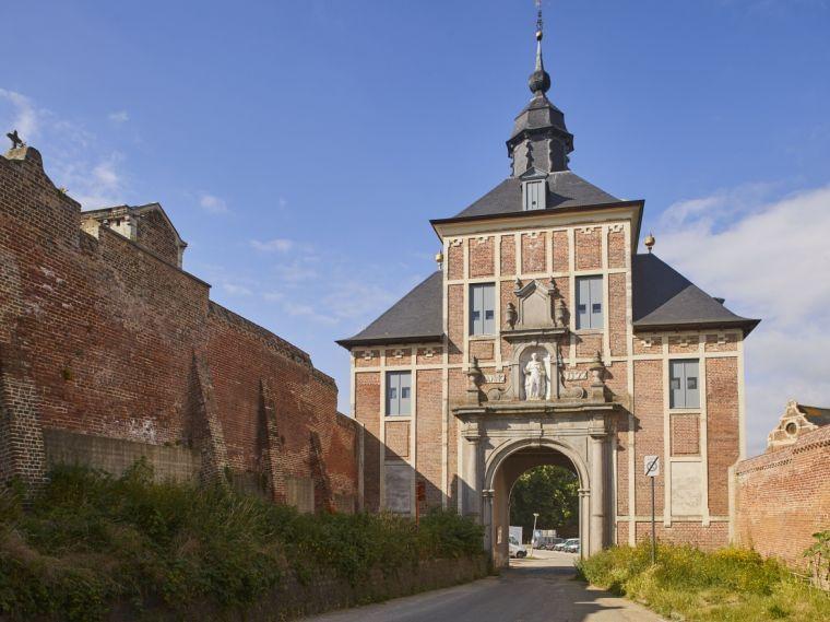 Sint-Norbertuspoort in Leuven - Winnaar publieksprijs 2019