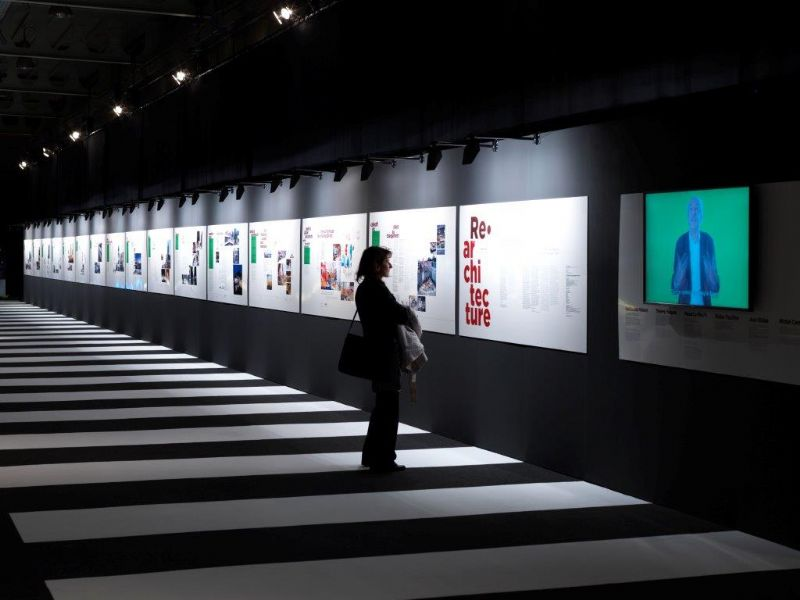 Bezoekers van Architect@Work kunnen tevens genieten van Re•architecture, een fototentoonstelling van le Pavillon de l'Arsenal de la Métropole parisienne.