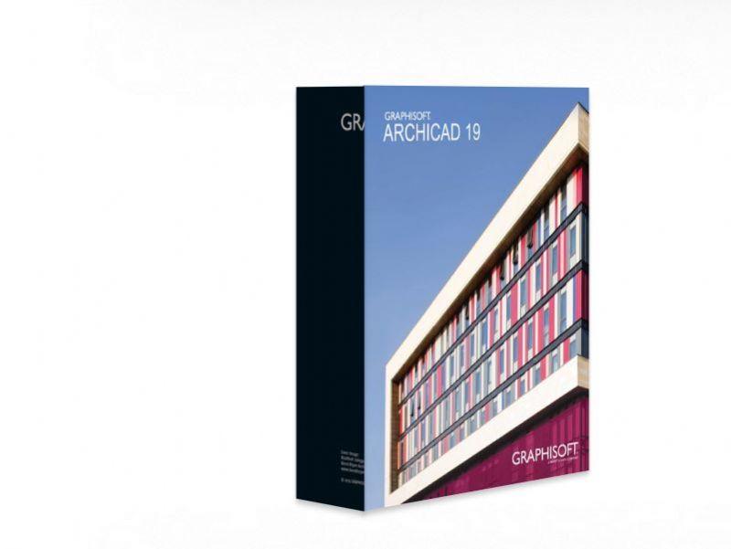 GRAPHISOFT brengt nieuwe BIM-software ArchiCAD 19 op de markt