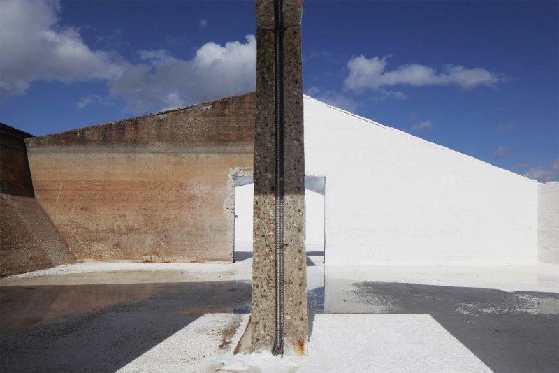 Johnny Umans won de prijs van de architectenjury met zijn foto van de Grindbakken in Gent (Sarah Melsens – Roberta Gigante en vzw Rotor).