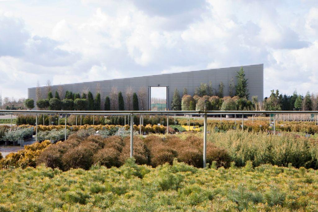 Industriële gebouwen: Drooghal Arbor.