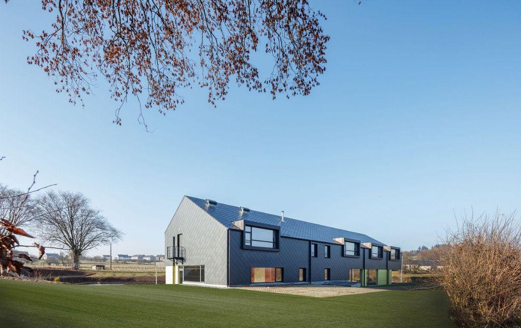 Construction d'une école fondamentale pour la commune de Léglise