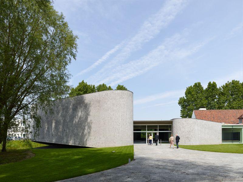 Auditorium AZ Groeninge.