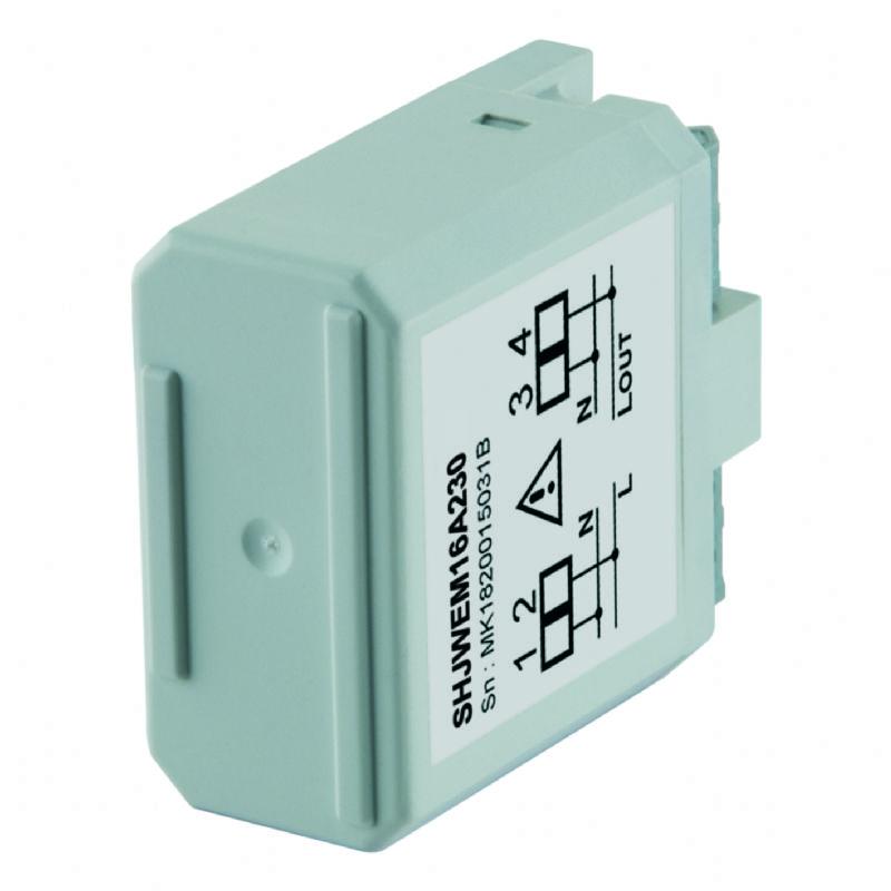 Draadloze monofasige energiemeter