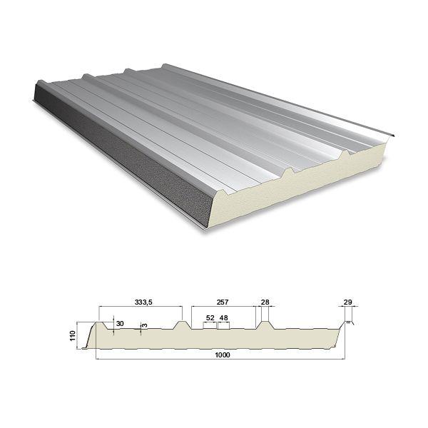 SAB-profiel lanceert nieuwe dakpanelen