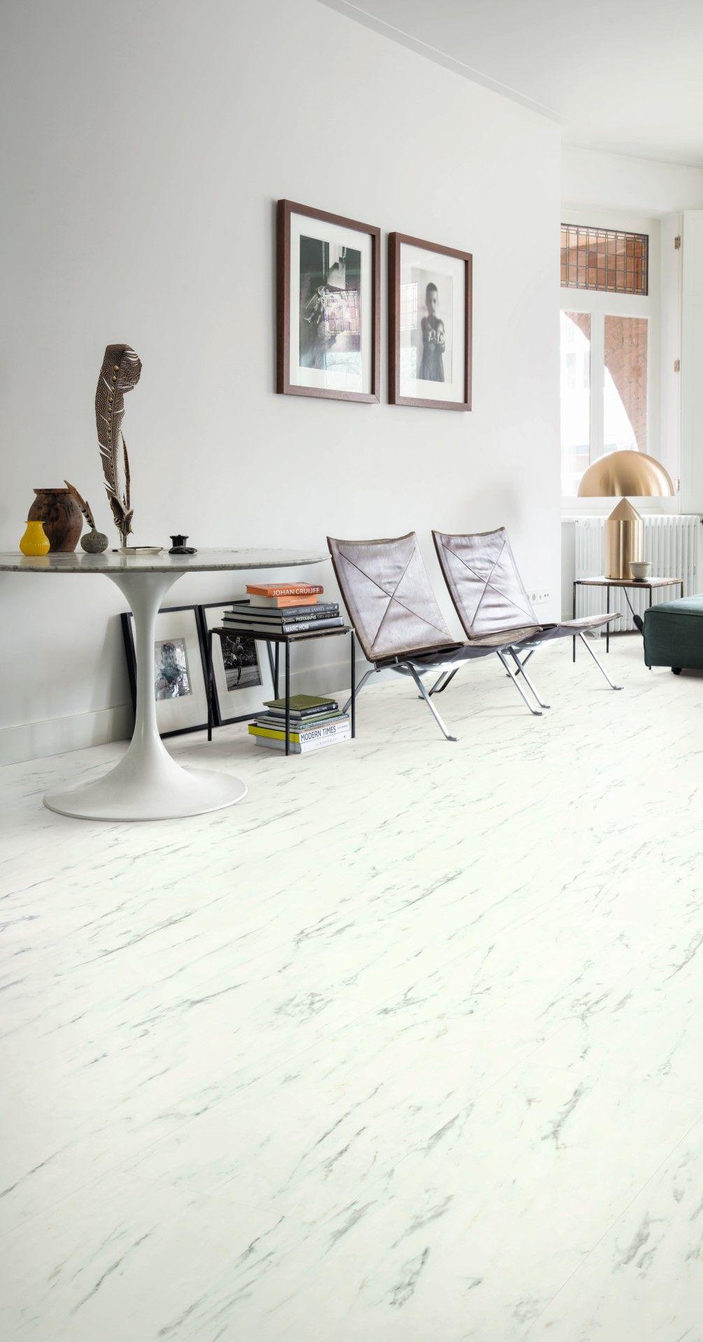 Vinyl - Ambient Carrara Marble