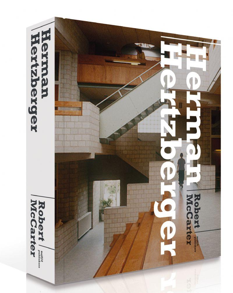 Boekrecensie (Filip Canfyn): HERMAN HERTZBERGER (Robert McCarter)