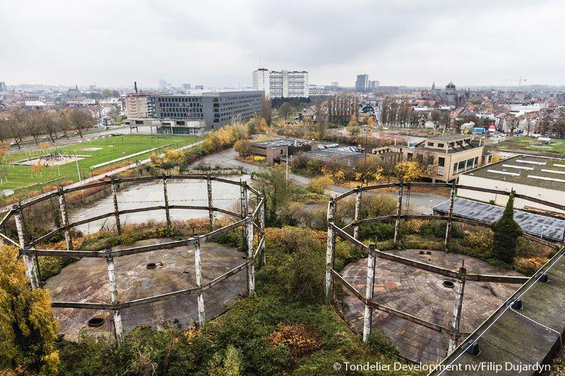 Smart City Gent: slimme warmte voor woonwijk Tondelier