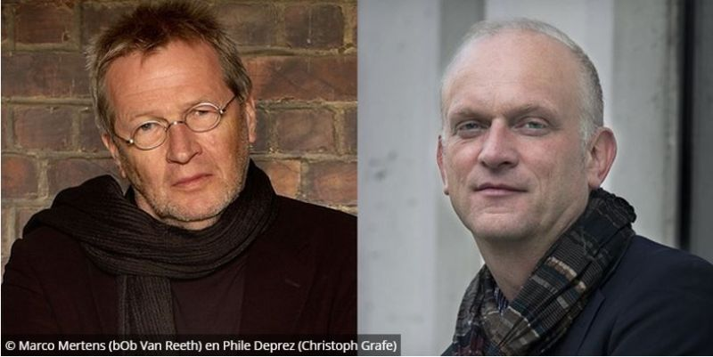 bOb van Reeth en Christoph Grafe.