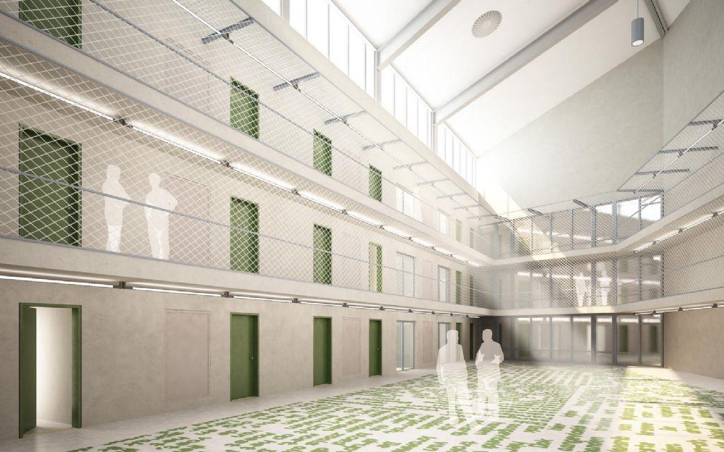 Licht op groen voor gevangenis van Dendermonde