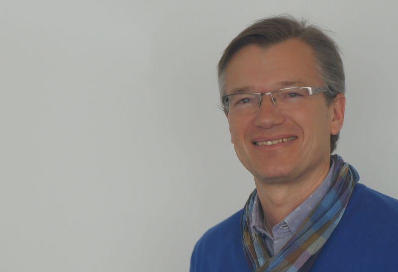 Stéphane Vermeulen, director healthcare bij VK Architects & Engineers