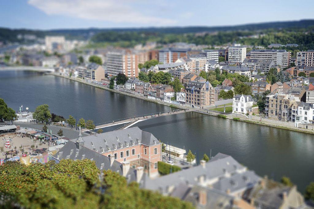 A Namur, une mise en service très attendue pour l'Enjambée