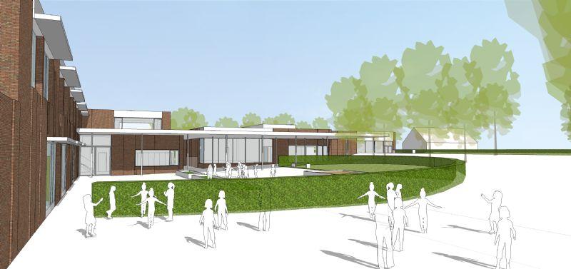 Op de ontwerpen van HASA is een mooie integratie in de omgeving te zien.